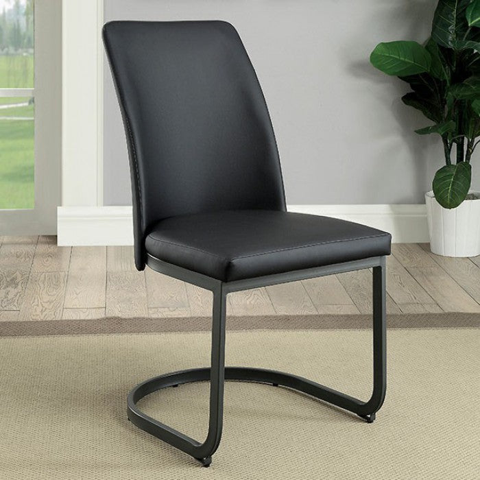 Saskia CM3918SC-2PK Side Chair (2/Ctn) By Furniture Of AmericaBy sofafair.com