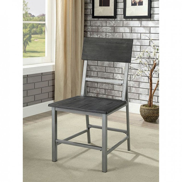 Nunez CM3921SC-2PK Side Chair (2/Ctn) By Furniture Of AmericaBy sofafair.com