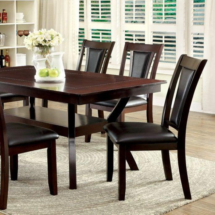 Brent CM3984W-T Dining Table By Furniture Of AmericaBy sofafair.com