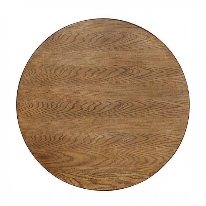 "Dwight CM3988NT-RT-48 48"" Round Table By Furniture Of AmericaBy sofafair.com"