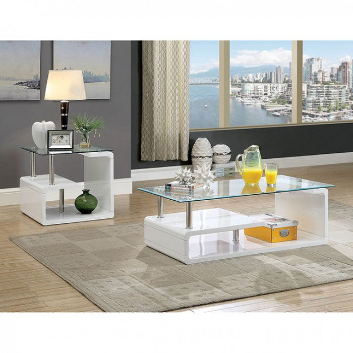 Torkel CM4056E End Table By Furniture Of AmericaBy sofafair.com