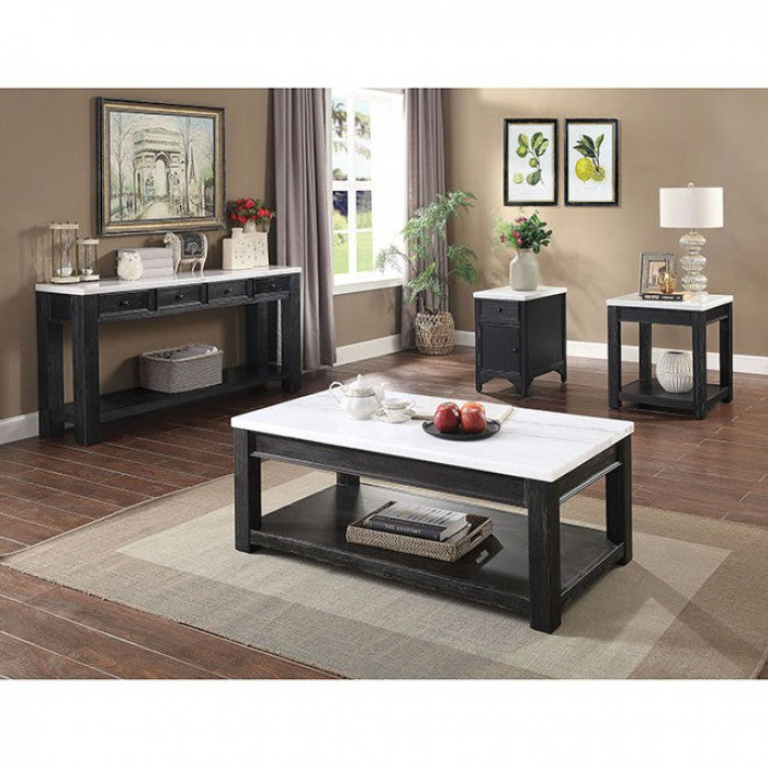 McGill CM4337S Sofa Table By Furniture Of AmericaBy sofafair.com