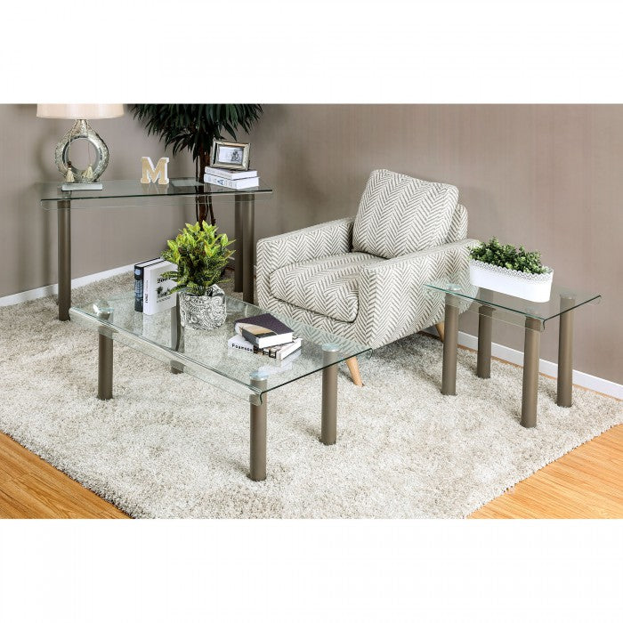Walkerville CM4361S Sofa Table By Furniture Of AmericaBy sofafair.com