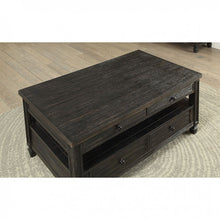 Load image into Gallery viewer, Suzette CM4615BK-C Coffee Table