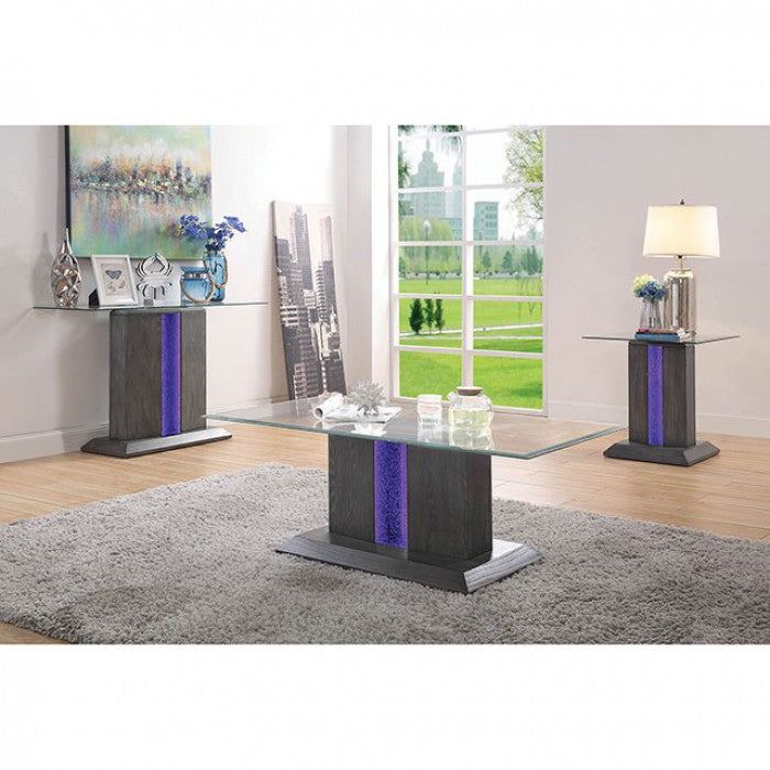 Rhyl CM4717E End Table By Furniture Of AmericaBy sofafair.com
