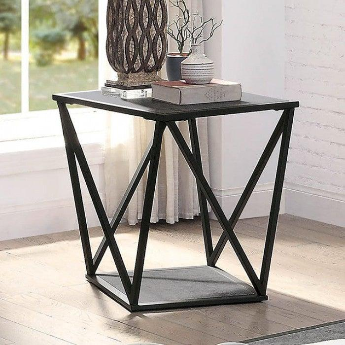 Ciana CM4744E End Table By Furniture Of AmericaBy sofafair.com