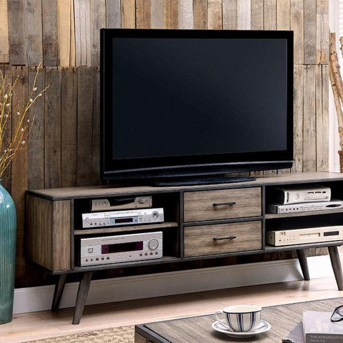 "Vilhelm CM5360-TV 72"" TV Console By Furniture Of AmericaBy sofafair.com"