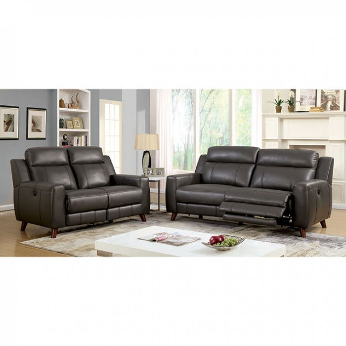 Rosalynn CM6804-LV Love Seat By Furniture Of AmericaBy sofafair.com