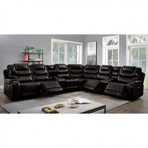 Mariah CM6895BR Power Sectional