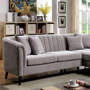 Goodwick CM6947-SECT Sectional By Furniture Of America from sofafair