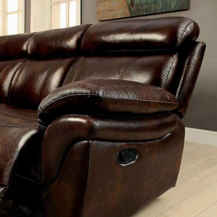 Kinsley CM6983-CH Recliner By Furniture Of AmericaBy sofafair.com
