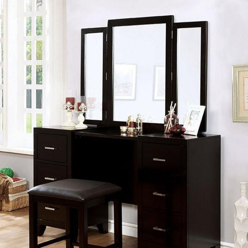 Enrico I CM7088V Vanity w/ Stool By Furniture Of America from sofafair
