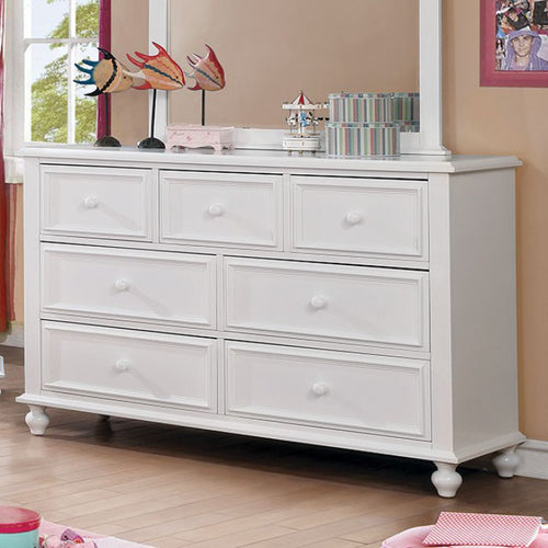 Olivia CM7155WH-D Dresser By Furniture Of America from sofafair