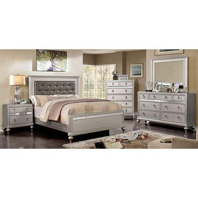 Avior CM7170SV Bed By Furniture Of AmericaBy sofafair.com
