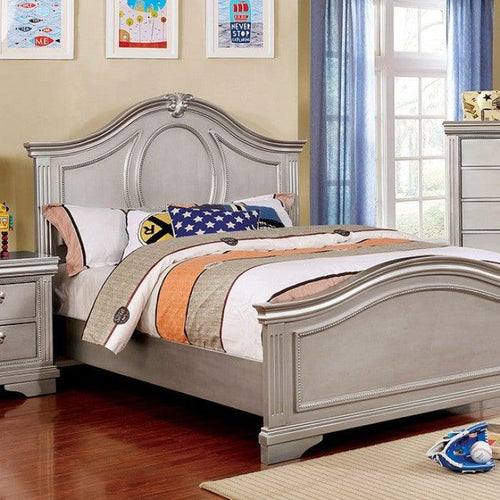 Claudia CM7199 Bed By Furniture Of America from sofafair
