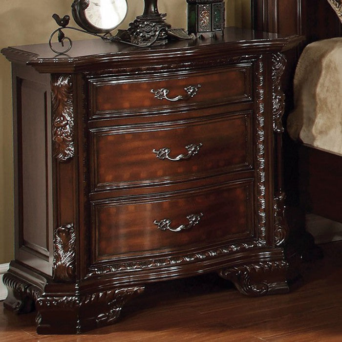 Monte Vista CM7267N Night Stand By Furniture Of AmericaBy sofafair.com