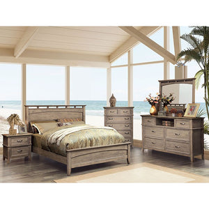 Loxley CM7351-set-3pcs bedroom Set