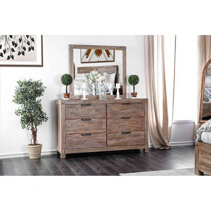Wynton CM7360D Dresser By Furniture Of AmericaBy sofafair.com