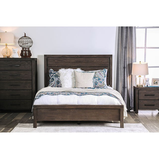 Rexburg CM7382 Bed By Furniture Of AmericaBy sofafair.com