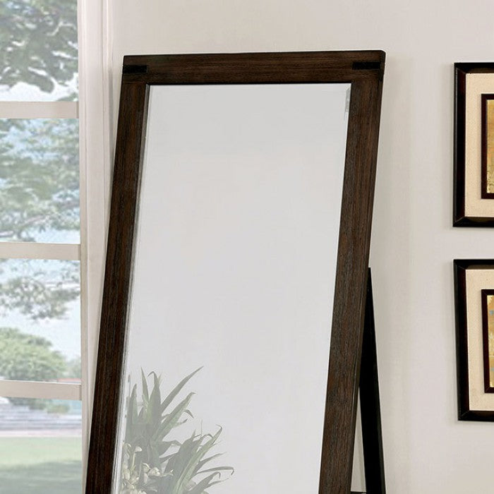 Rexburg CM7382MS Standing Mirror By Furniture Of AmericaBy sofafair.com