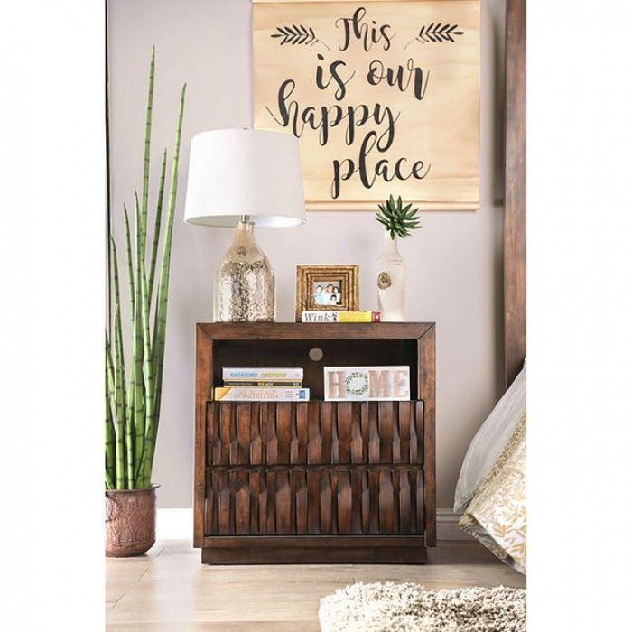 Eutropia CM7394N Night Stand By Furniture Of AmericaBy sofafair.com