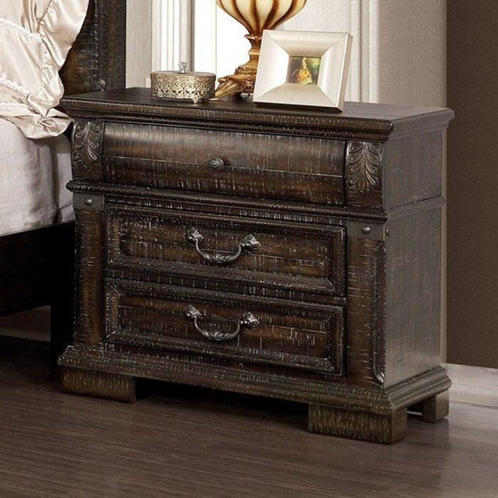 Genevieve CM7428N Night Stand By Furniture Of AmericaBy sofafair.com