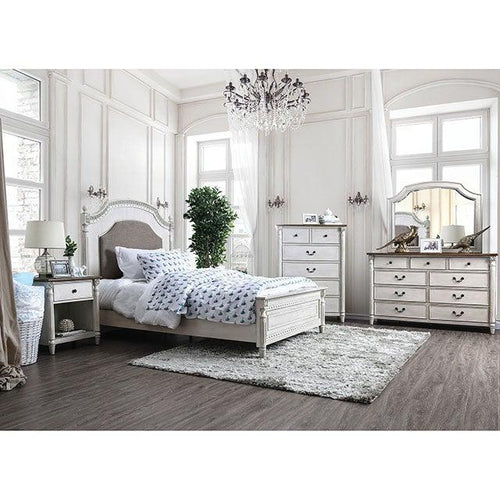 Hesperia CM7441-set-4pcs bedroom Set