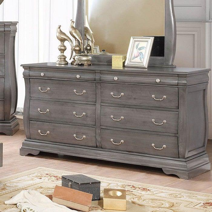Brunswick CM7503GY-D Dresser By Furniture Of AmericaBy sofafair.com