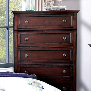 Wells CM7548CH-set-6pcs bedroom Set