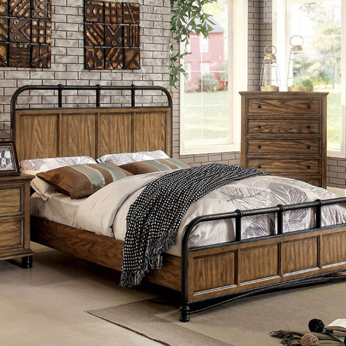 Mcville CM7558 Bed By Furniture Of America from sofafair