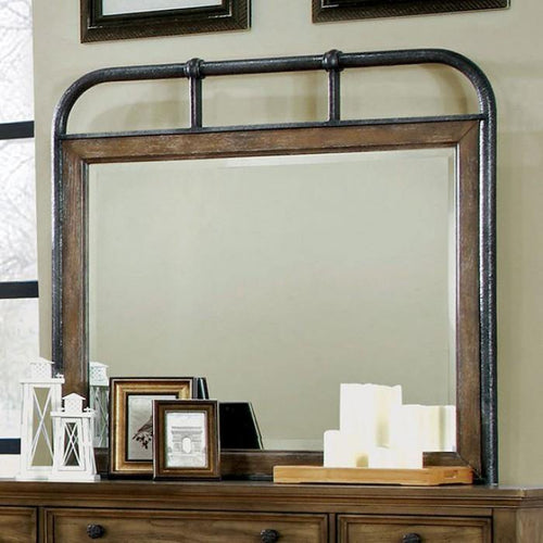 Mcville CM7558MM Mirror w/ Metal Frame By Furniture Of America from sofafair