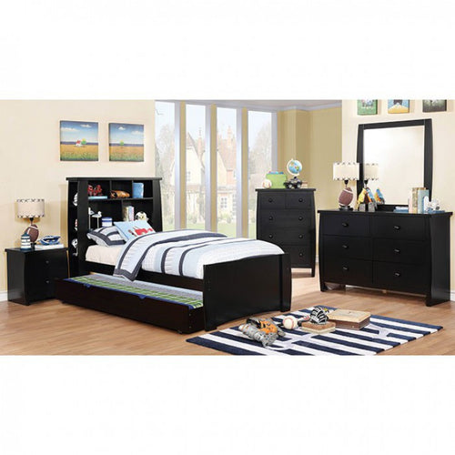 Marlee CM7651BK Bed By Furniture Of America from sofafair
