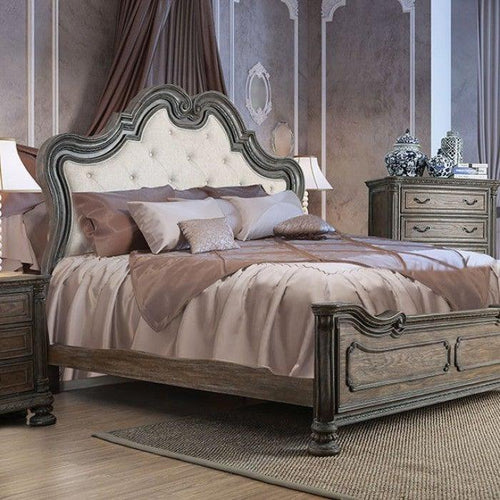 Ariadne CM7662 Bed By Furniture Of America from sofafair
