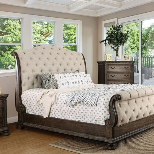 Lysandra CM7663 Bed By Furniture Of America from sofafair