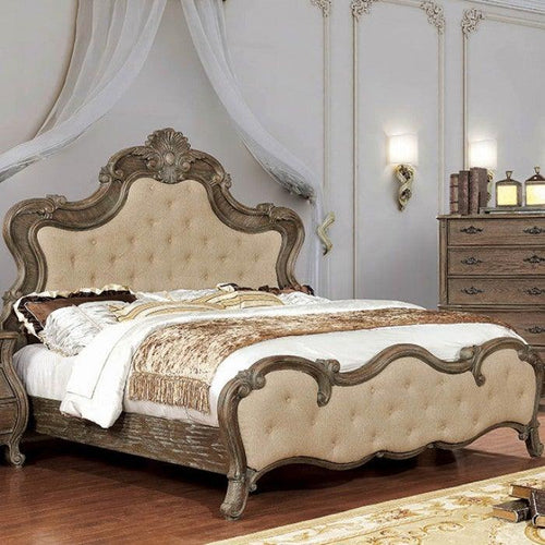 Cursa CM7664 Bed By Furniture Of America from sofafair