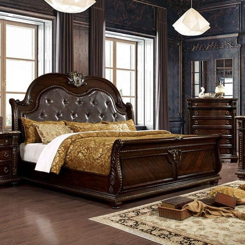 Fromberg CM7670 Bed By Furniture Of America from sofafair
