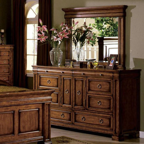 Cambridge CM7812OAK-D Dresser By Furniture Of America from sofafair