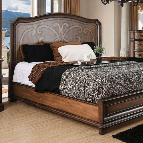 Emmaline CM7831 Bed By Furniture Of America from sofafair