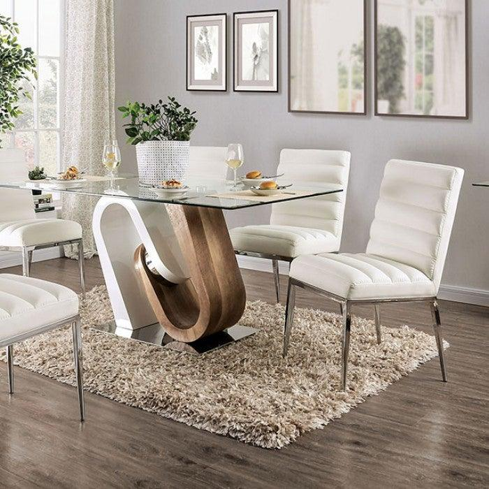 Cilegon FOA3748T Dining Table By Furniture Of AmericaBy sofafair.com