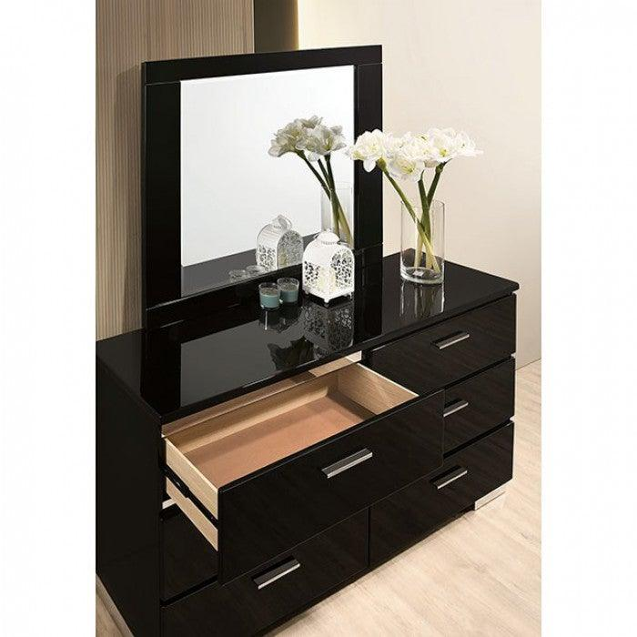 Carlie FOA7039D Dresser By Furniture Of AmericaBy sofafair.com