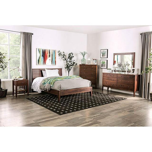 Willamette I FOA7601-set-6pcs Bedroom Set