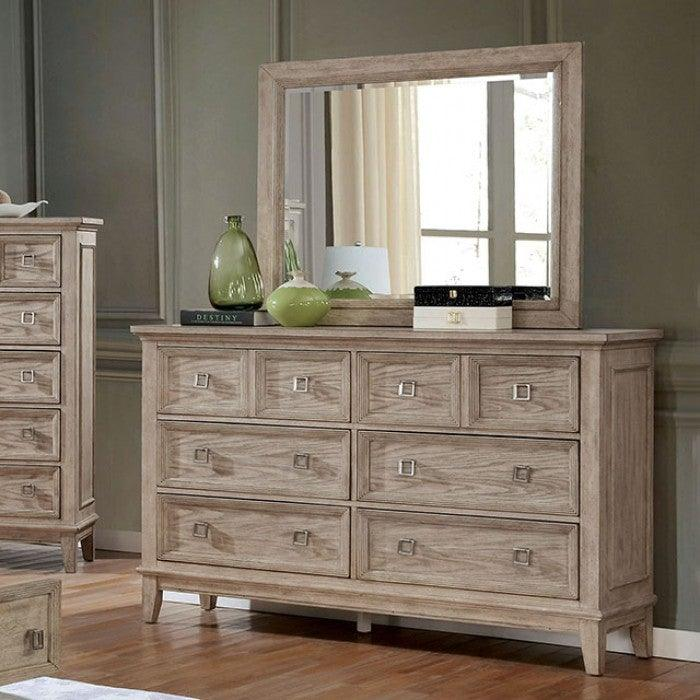 Lillian FOA7925D Dresser By Furniture Of AmericaBy sofafair.com