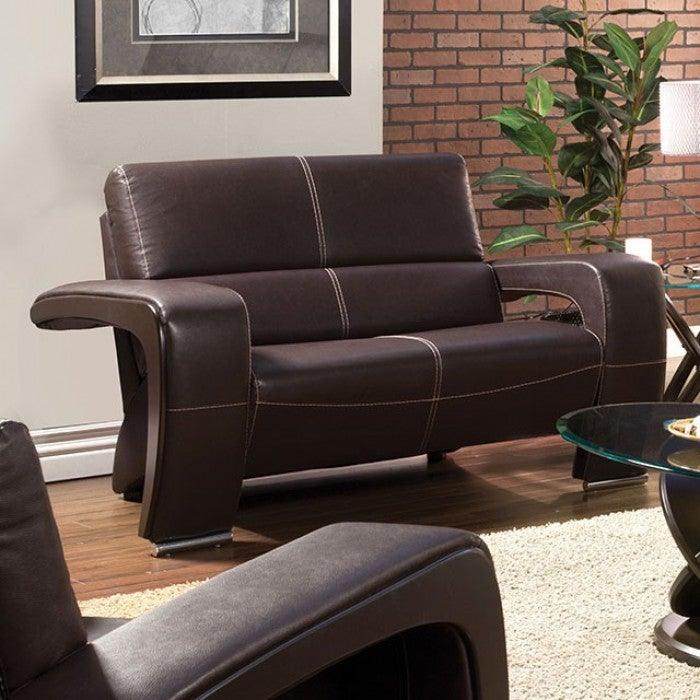 Enez SM6011-LV Love Seat By Furniture Of AmericaBy sofafair.com