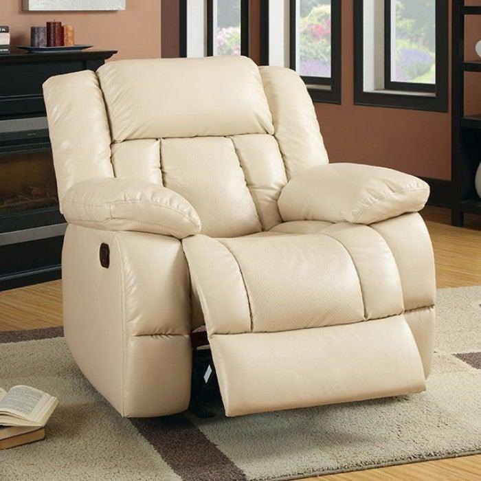 Barbado CM6827-CH Glider Recliner By Furniture Of AmericaBy sofafair.com