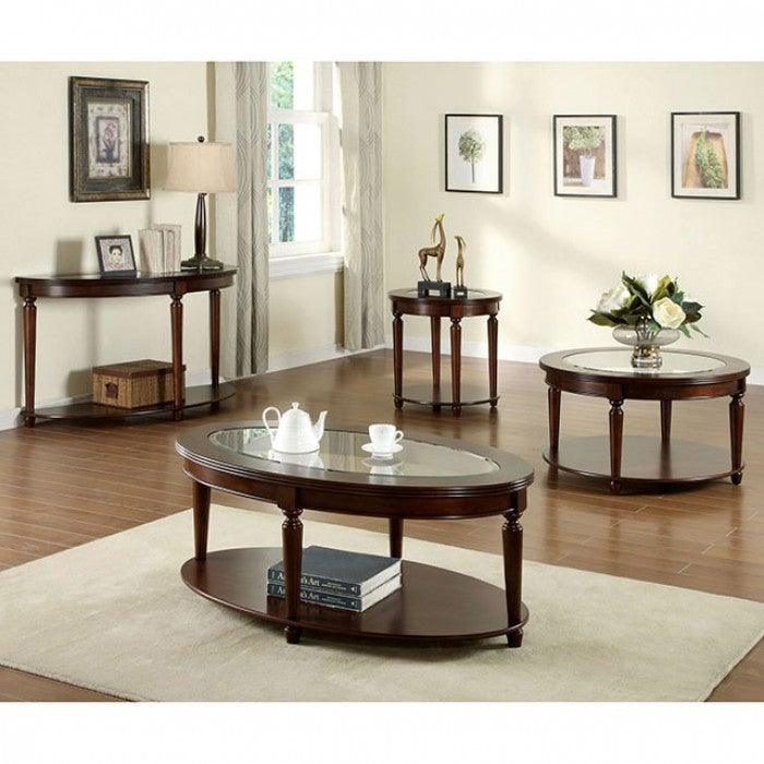 Granvia CM4131S Sofa Table By Furniture Of AmericaBy sofafair.com