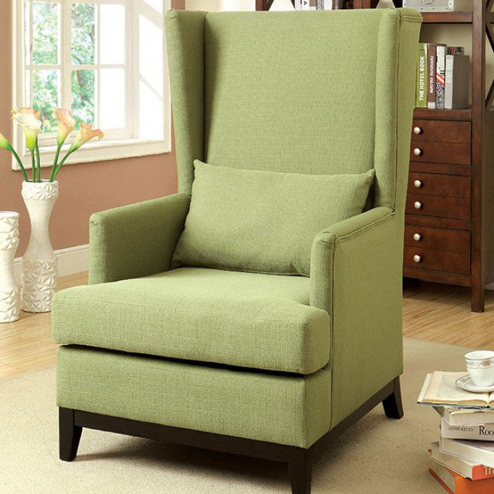 Stafa CM-AC6996GR Accent Chair By Furniture Of AmericaBy sofafair.com