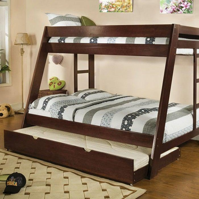 Arizona CM-BK358-EXP Bunk Bed By Furniture Of AmericaBy sofafair.com