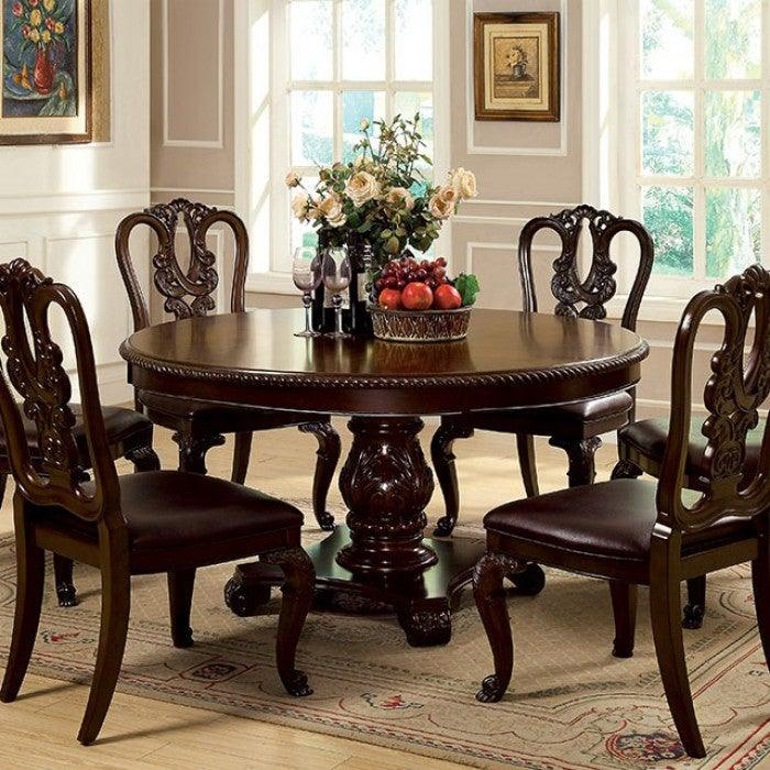Bellagio CM3319RT Dining Table By Furniture Of AmericaBy sofafair.com