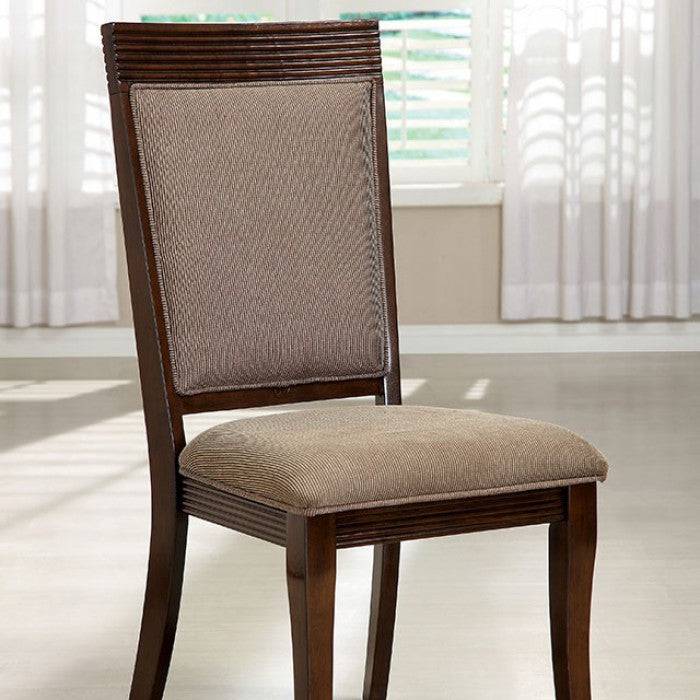 Woodmont CM3663SC-2PK Side Chair (2/Box) By Furniture Of AmericaBy sofafair.com