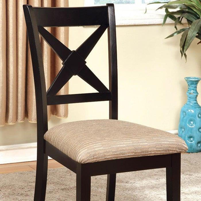 Liberta CM3776SC-2PK Side Chair (2/Box) By Furniture Of AmericaBy sofafair.com
